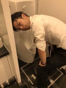 神田キャバクラ【mu-minn】東京JK制服ラウンジ マキタストイレ掃除